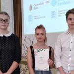 JA Eesti õpilasvõistluste autasustamine